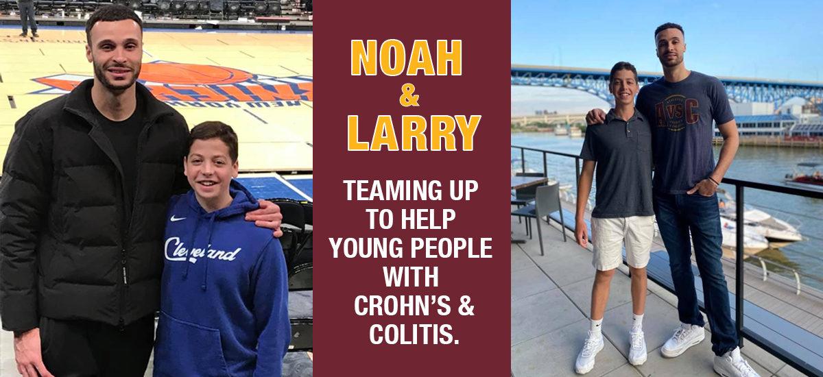 Noah & Larry