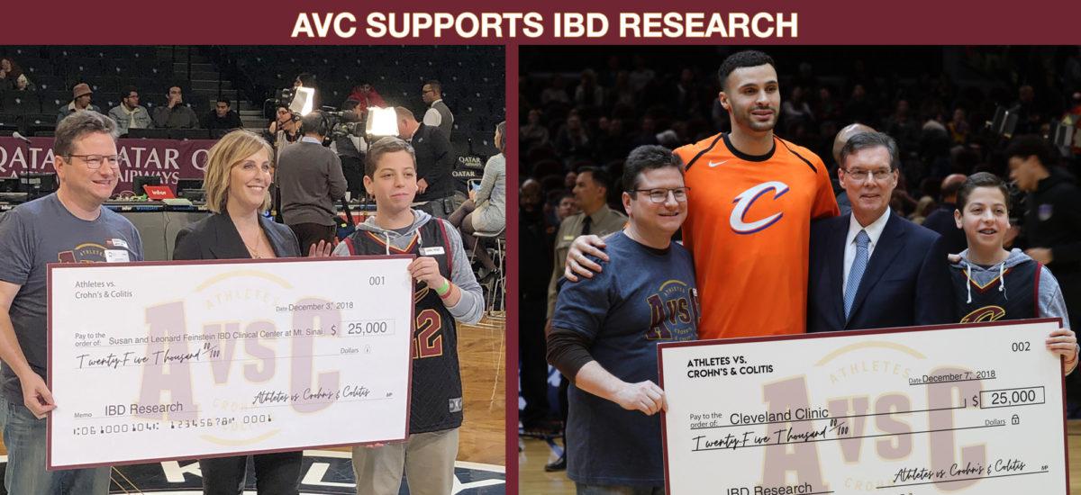 AVC Donates